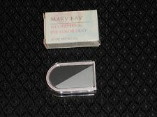 Mary Kay Second Look Eye Color Duo-Backstage Blue-NIB-RARE!!!