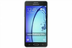 Samsung Galaxy On5 G550T -8GB- Black Unlocked (T-Mobile) Smartphone:FAST S&H OUT