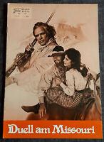 """NFK-Filmprogramm: MARLON BRANDO in """"Duell am Missouri"""" mit Jack Nicholson #44"""
