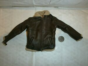 Alert Line RAF pilot Flying jacket 1/6th scale toy accessory