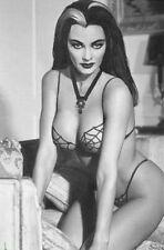 Vintage Lily Munster Photo 326b Odd Strange & Bizarre