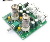 AC 12V 6J2 Valve Pre-amp Tube PreAmplifier Board Headphone Amplifier Buffer