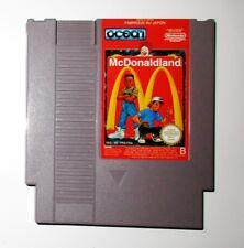 Mcdonaldland sur Nintendo Nes