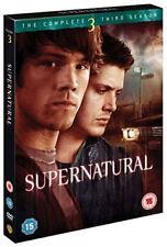 DVD:SUPERNATURAL - SEASON 3 - NEW Region 2 UK