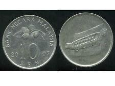 MALAISIE 10 sen 2007  ( bis )