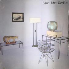 Elton John The Fox - Brand New Sealed 1981 Vinyl Lp Record Pop Rock Rare! Oop