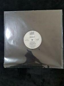 Brandy Debut Promo White Label LP Vinyl Record VG