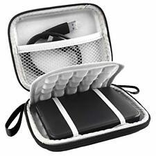 Shockproof Carrying Case Hard Drive Travel Bag for Western Digital Studio Slim