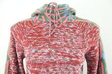 Excellent Condition Super Cute Vintage 1970's Hooded Sweater-BOHO Knit