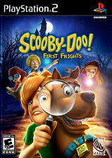 Scooby Doo! First Frights PS2 New Playstation 2
