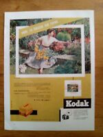 PUBLICITE ANCIENNE PUB ADVERT - KODAK - 1