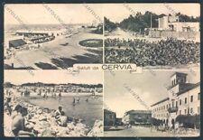 Ravenna Cervia Saluti da FG cartolina ZF4899