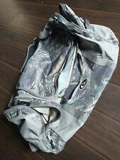 drake camo Xl duffle bag waterproof