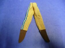 CHIPS PONCH & JON Action Figure PANTS - Vintage 1974 MEGO + Bonus Striped Pants
