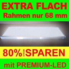 Premium Flat LED Leuchtkasten 3000-300mm Tiefe 68mm Lichtreklame Leuchtwerbung
