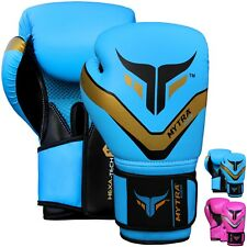 Mytra Fusion Hexa-Tech Artificial Leather Boxing Sparring Training Mma Gloves