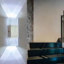 6W LED Wandleuchte Wandlampe Wandstrahler Flurlampe Innenleuchte Treppen DHL