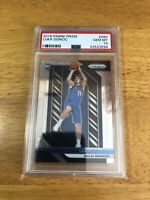 2018 Panini Prizm #280 Luka Doncic Mavericks RC Rookie PSA 10 GEM MINT