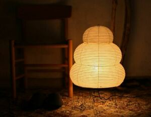 Isamu Noguchi AKARI Lantern 24N Floor / Table Lamps Handcraft Authentic F/S