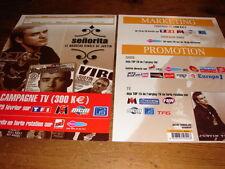 JUSTIN TIMBERLAKE SENORITA!!!!!!!!RARE FRENCH PRESS/KIT