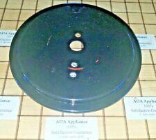 "Thermador Gas Range Burner Plate ""C"" Black 00487083, 20-01-380-01"