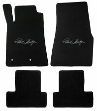 Mustang Carpet Floor Mats w/Shelby Signature Logo 2005-2010 Coupe & Convertible