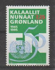 V399 Groenlandia/50 años onu MiNr 259 **