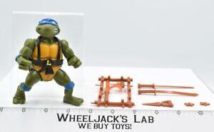 Leonardo HARD HEAD 100% Complete 1988 TMNT Teenage Mutant Ninja Turtle Playmates