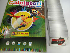 CALCIATORI Panini 2016-17 2017 - Album Figurine/Stickers VUOTO PIU SET COMPLETO