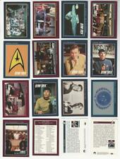 Star Trek 25th Anniversary Series 2 - Complete Trading Cards SET (150) 1991 - NM