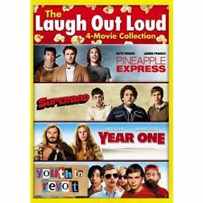 Pineapple Express Superbad Year One Youth in Revolt BRAND NEW SEALED DVD