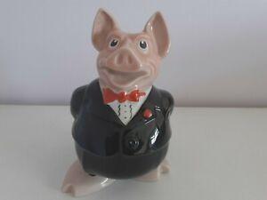 Nat West Wade Sir Nathaniel Pig Money Box - Mint Condition