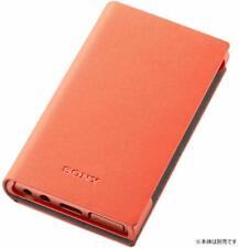 SONY Walkman Genuine Soft Case for NW-A100 Series Orange CKS-NWA100 D w/Tracking