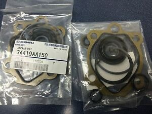 OEM Subaru Power Steering Pump ReSeal Seal Kit for 1993-99 Outback Legacy NEW
