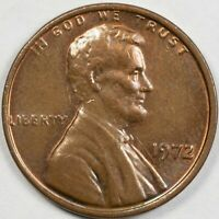 1972 P Lincoln Memorial Cent Penny Doubled Die Obverse DDO FS-003 Tone