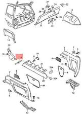 Genuine Volkswagen Guide Roller Nos Vw Audi Golf Variant Jetta 445863558