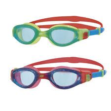 Zoggs Junior Phantom Elite Swimming Goggles Kids Goggles Ages 6-14