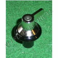 Smeg Stainless Steel Cooktop Control Knob - Part No. 694975409