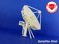 N Gauge - Satellite Dish - Red Imp Model Railway Kit