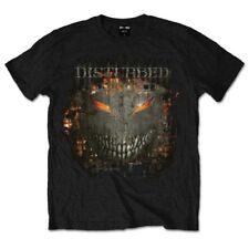 Disturbed 'fuego detrás de' T-Shirt-Nuevo Y Oficial!