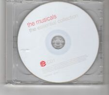 (HP279) The Musicals, The Essential Collection - 2007 double CD