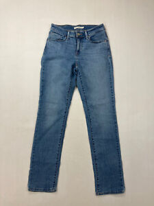 LEVI'S MID RISE SKINNY Jeans - W27 L30 - Great Condition - Women's