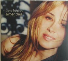 "LARA FABIAN - CD SINGLE PROMO ""AIMER DÉJÀ"" (GATEFOLD)"