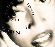 Mica Paris - If I Love U 2 Nite (4 trk CD / 1991)