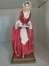 Royal Doulton figurine M'lady's Maid Hn1795 Extremely Rare Hard To Find