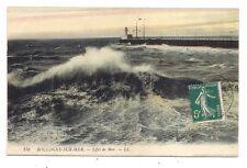 boulogne-sur-mer  , effet de mer