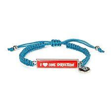 One Direction Bracelet 1D I Love One Direction Macramé Bracelet Liam Louis Niall