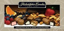 Philadelphia Candies Assorted Milk And Dark Boxed Chocolates, 1 Pound Gift Box