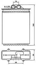 Heat Exchanger, interior heating NRF 58255