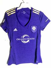 Adidas Women's MLS Jersey Orlando  Orlando City  Team Purple sz L